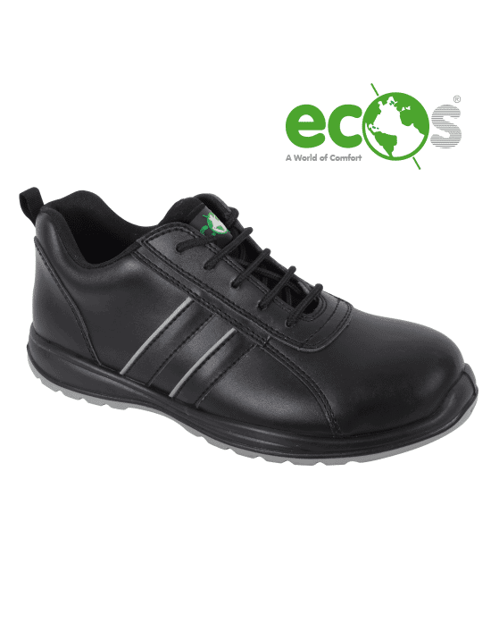 Safety trainer Ecos with composite toecap