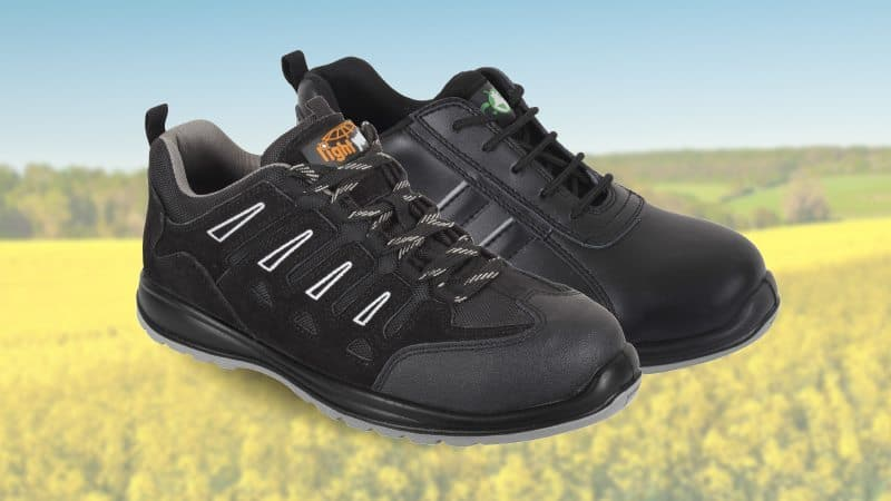 Spring Safety Trainers Lightyear and Ecos