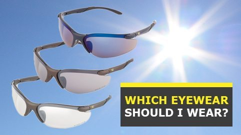 PPE Tinted Safety Glasses Summer Eyewear