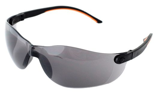 PPE Safety Sunglasses Montana Smoke Grey Glasses Spectacles
