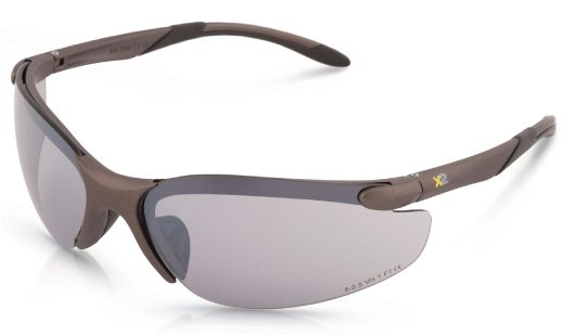 PPE Safety Sunglasses Xcess Smoked Glasses