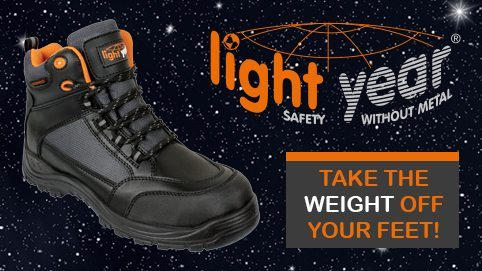 e5e30e3d31a Experience the lightest in Safety Footwear - Clad Safety