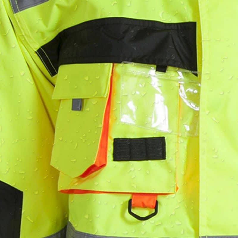 Raindrops Visible Xtreme pocket