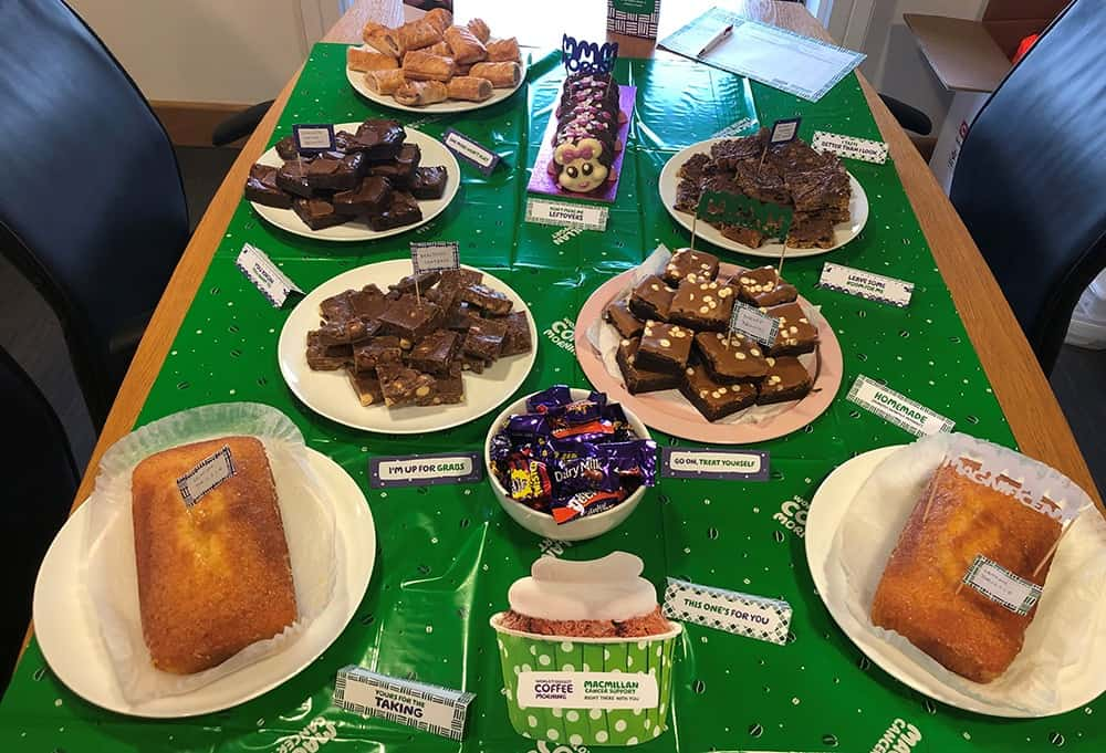 Clad-Macmillan-coffee-morning-2019