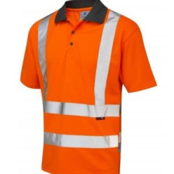 Summer Hi Vis Polo Shirt
