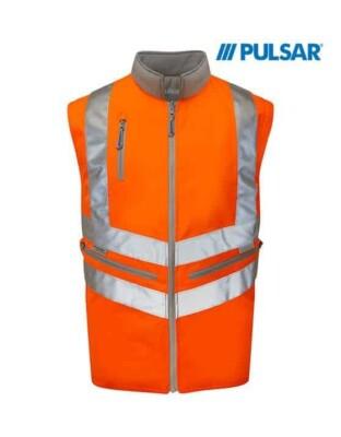 Pulsar® Rail Spec 7-In-1 Storm Coat C/W Interactive Body Warmer