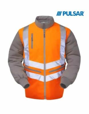 Pulsarail Inner Body Warmer - Reversible, Detachable Sleeves