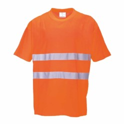 Cotton Comfort Hi Vis T-Shirt