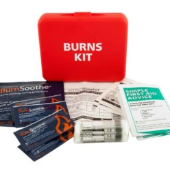 Small Burns kit