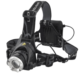 LED Zoom Headlight