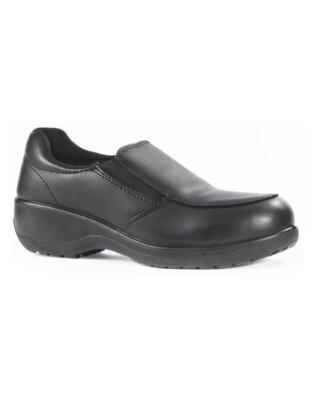 safety-shoe-ladies-loafer-bx-039-bk