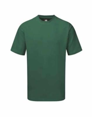 workwear-t-shirt-durable-hot-wash-bottle-green-cor-1005-bt1