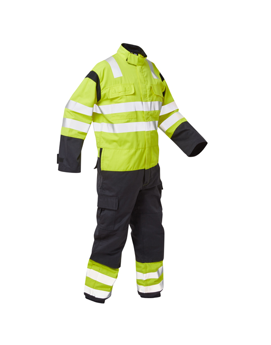 utilities workwear and ppe Utilities GTA ARCCOV coverall front