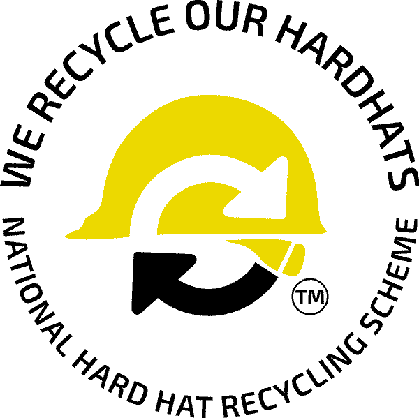 Sustainability Plan national hardhat recycling