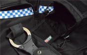 Police clad design emergency services