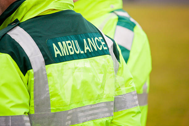 Emergency Services istockphoto 183422018 612x612 Ambulance High Vis Jacket