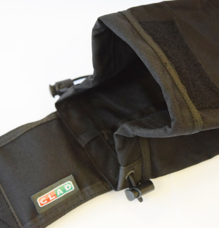 Police police dump pouch 2
