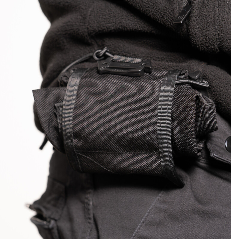 Police police dump pouch 3