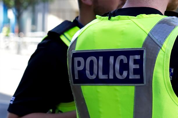 Emergency Services police uniform 1