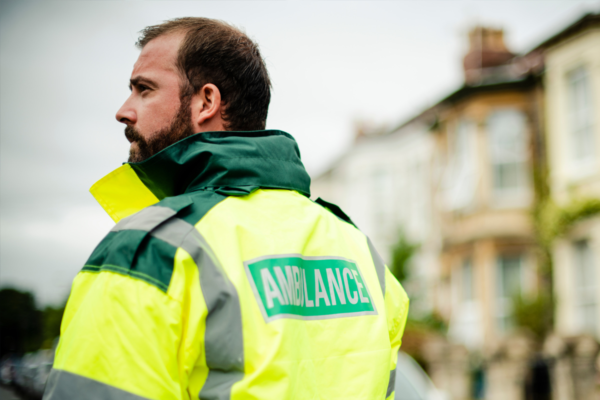 industry workwear and ppe Our Industries emergency services ambulance