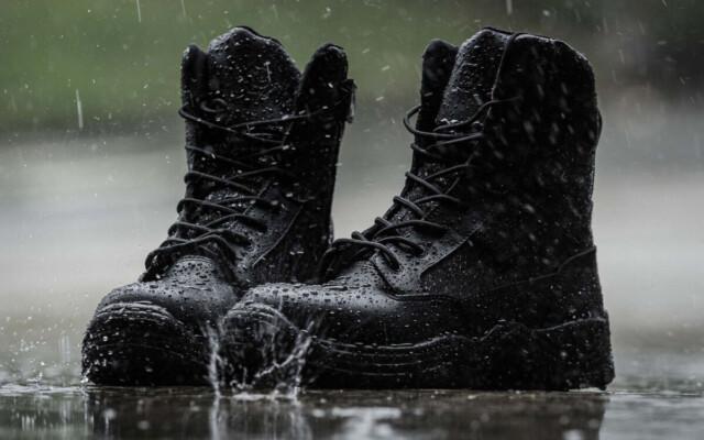 Waterproof-footwear