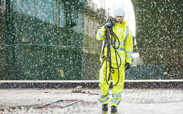 Waterproof-workwear